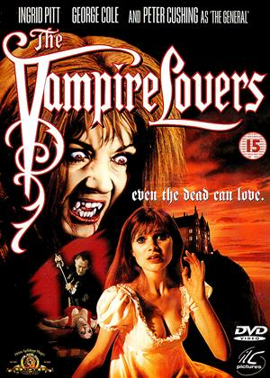 The Vampire Lovers Online DVD Rental