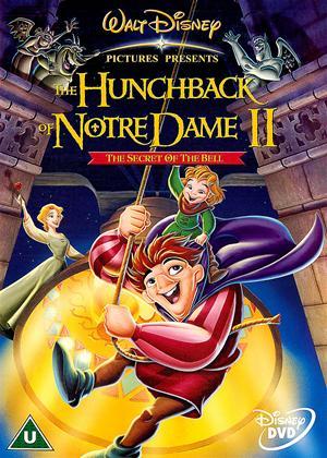 Rent Hunchback of Notre Dame II: The Secret of the Bell Online DVD Rental