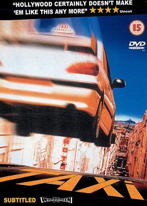 Rent Taxi Online DVD & Blu-ray Rental