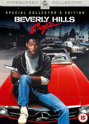Beverly Hills Cop Online DVD Rental