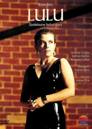 Rent Lulu: Glyndebourne Festival Opera Online DVD Rental