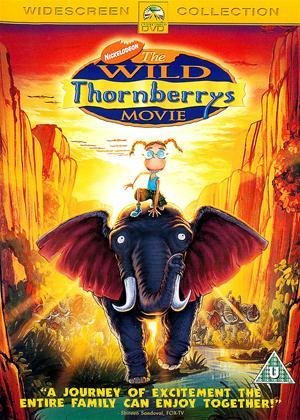 Rent The Wild Thornberrys Movie Online DVD Rental