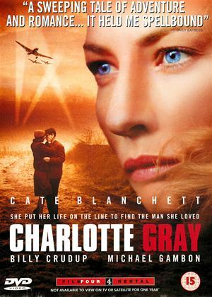 Rent Charlotte Gray Online DVD Rental