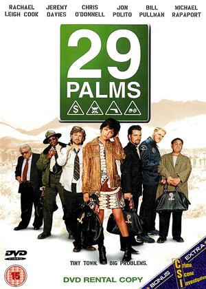 Rent 29 Palms Online DVD & Blu-ray Rental