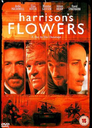 Rent Harrison's Flowers Online DVD Rental