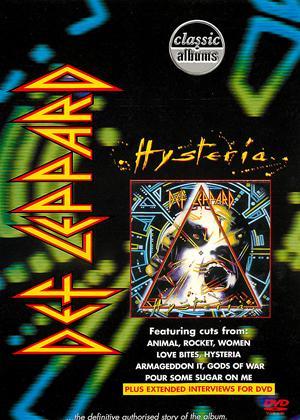Rent Classic Albums: Def Leppard - Hysteria Online DVD Rental