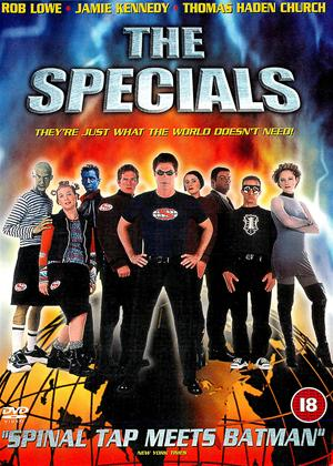 Rent The Specials Online DVD Rental