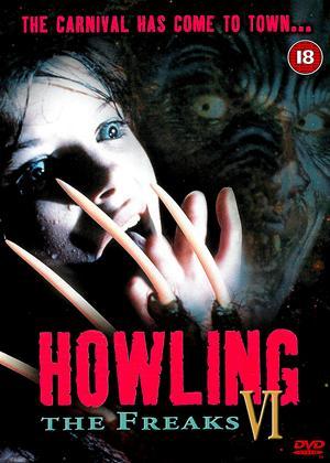 Rent Howling 6: The Freaks Online DVD Rental