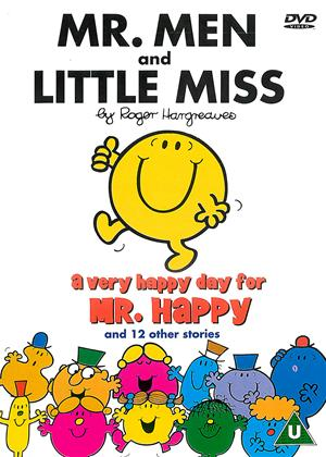 Rent Mr Men and Little Miss: A Very Happy Day for Mr Happy Online DVD Rental