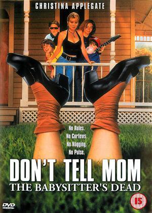 Rent Don't Tell Mom the Babysitter's Dead Online DVD Rental
