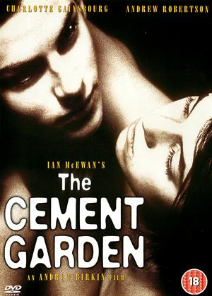 The Cement Garden Online DVD Rental