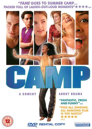 Rent Camp Online DVD Rental