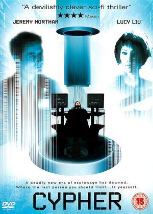 Rent Cypher Online DVD Rental