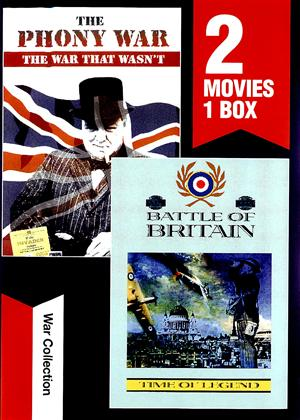 Rent The Phony War: The War That Wasn't / Battle of Britain Online DVD & Blu-ray Rental