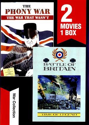 Rent The Phony War: The War That Wasn't / Battle of Britain Online DVD Rental