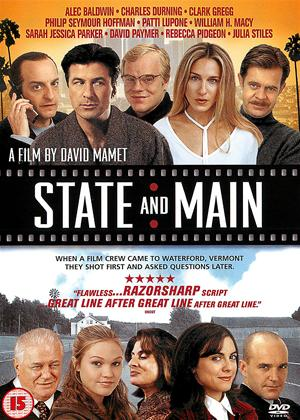 Rent State and Main Online DVD & Blu-ray Rental