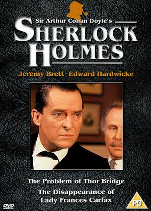 Rent Sherlock Holmes: The Problem of Thor Bridge / The Disappearance of Lady Frances Carfax Online DVD Rental