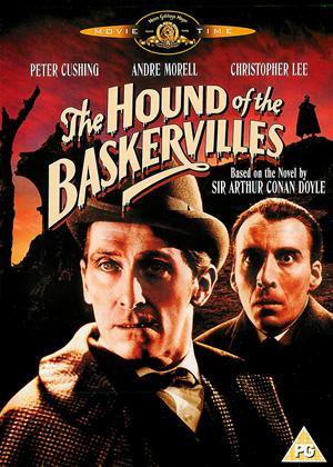 Rent The Hound of the Baskervilles Online DVD Rental