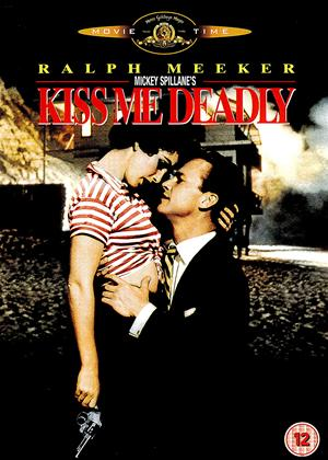 Rent Kiss Me Deadly (aka Mickey Spillane's Kiss Me Deadly) Online DVD & Blu-ray Rental