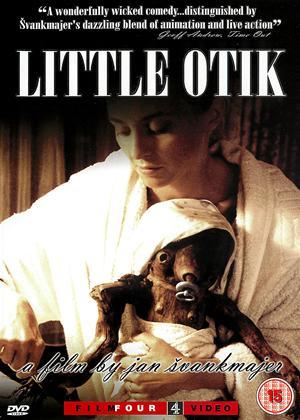 Rent Little Otik (aka Otesánek) Online DVD Rental