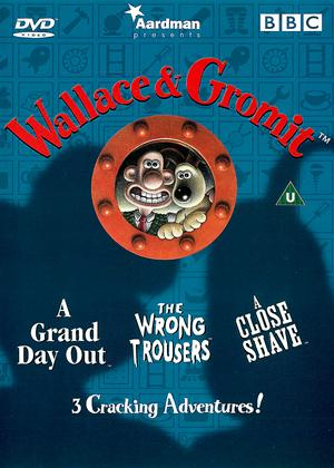 Rent Wallace and Gromit: 3 Cracking Adventures Online DVD Rental