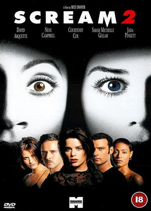 Rent Scream 2 Online DVD Rental