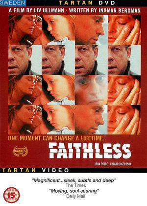 Rent Faithless (aka Trolosa) Online DVD Rental