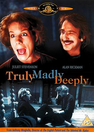 Rent Truly, Madly, Deeply Online DVD Rental