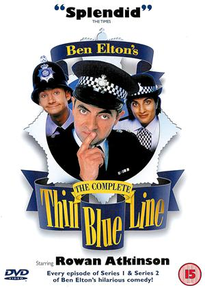 The Thin Blue Line: Series 1 and 2 Online DVD Rental