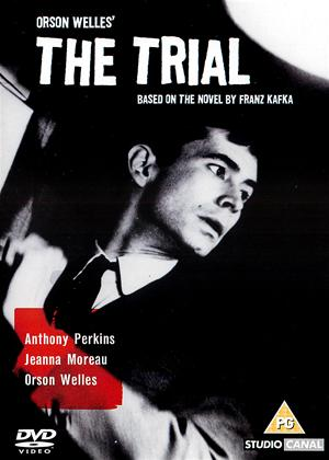 Rent The Trial (aka Le Procès) Online DVD Rental