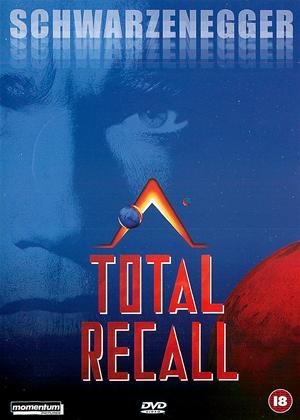 Total Recall Online DVD Rental