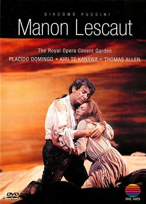 Rent Puccini: Manon Lescaut: The Royal Opera Convent Garden Online DVD Rental