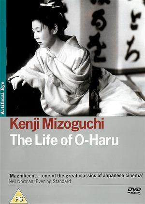 Rent The Life of O-Haru (aka Saikaku ichidai onna) Online DVD Rental