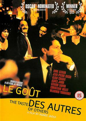 Rent The Taste of Others (aka Le Gout Des Autres) Online DVD & Blu-ray Rental