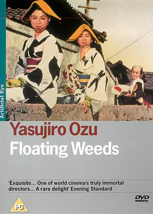Rent Floating Weeds (aka Ukigusa) Online DVD Rental