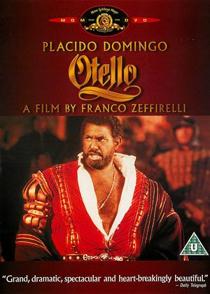 Rent Otello: A Film by Franco Zeffirelli Online DVD Rental