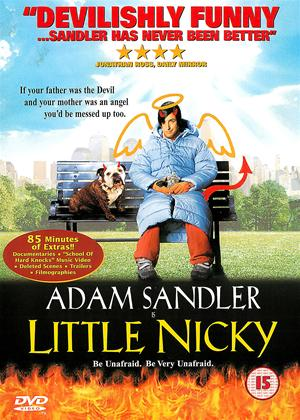 Rent Little Nicky Online DVD Rental