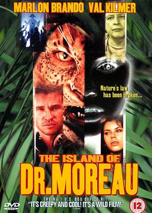 Rent The Island of Dr. Moreau Online DVD Rental