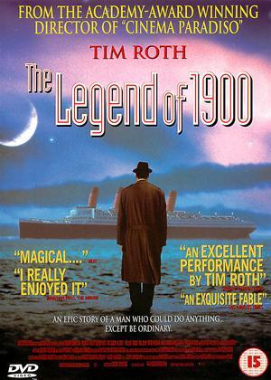 Rent The Legend of 1900 (aka La leggenda del pianista sull'oceano) Online DVD & Blu-ray Rental
