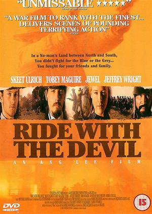 Rent Ride with the Devil Online DVD & Blu-ray Rental