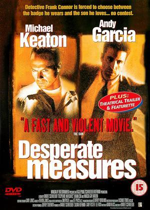 Rent Desperate Measures Online DVD Rental