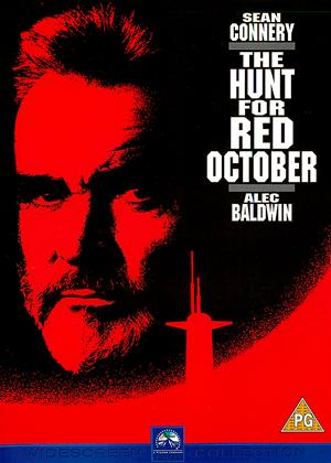 Rent The Hunt for Red October Online DVD Rental