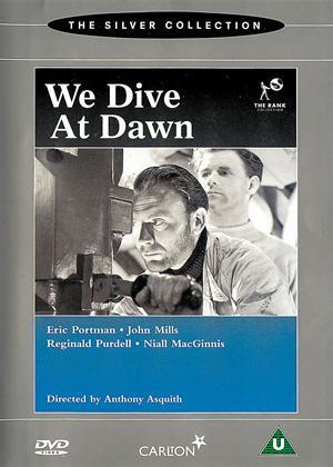 Rent We Dive at Dawn Online DVD Rental