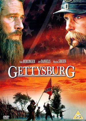 Rent Gettysburg Online DVD & Blu-ray Rental