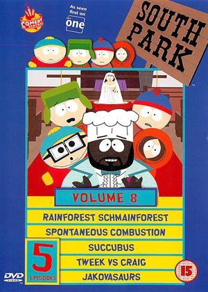 Rent South Park: Vol.8 Online DVD & Blu-ray Rental