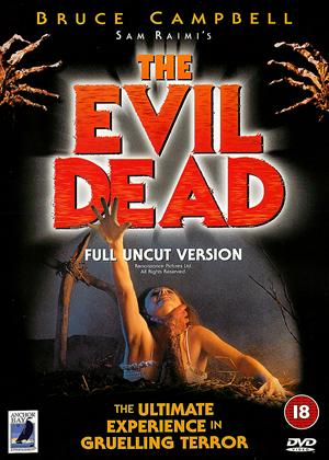 Rent The Evil Dead Online DVD Rental