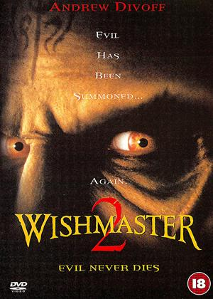 Rent Wishmaster 2: Evil Never Dies Online DVD Rental