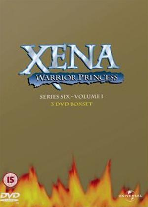 Rent Xena: Warrior Princess: Series 6: Part 1 Online DVD & Blu-ray Rental