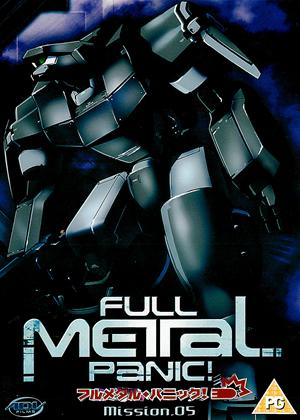 Rent Full Metal Panic: Mission 5 Online DVD Rental