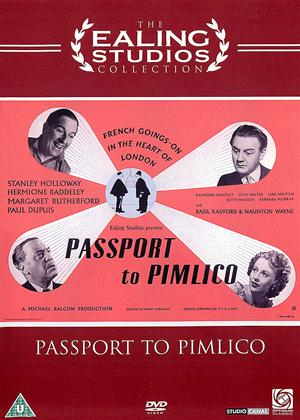 Rent Passport to Pimlico Online DVD Rental